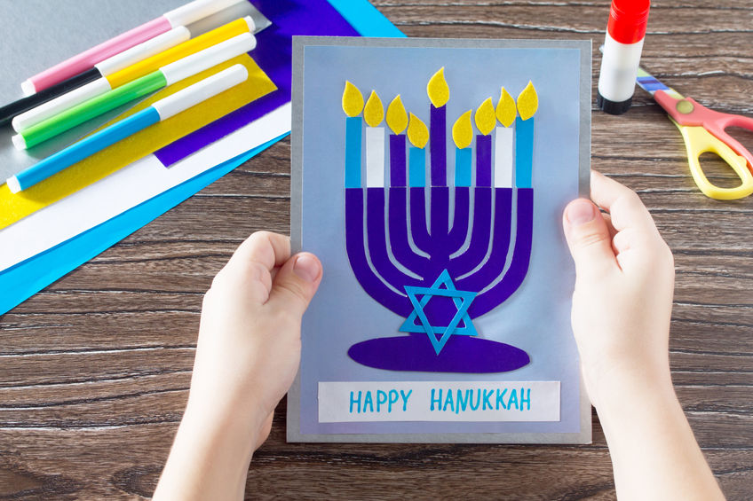 Hanukkah Crafts Your Kids Will Love – Life Hacks for Busy Moms