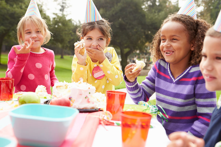 The Perfect Birthday Party On A Budget