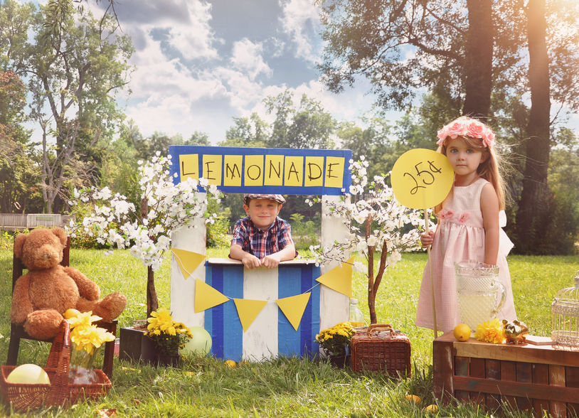 How To Run A Lemonade Stand For Kids