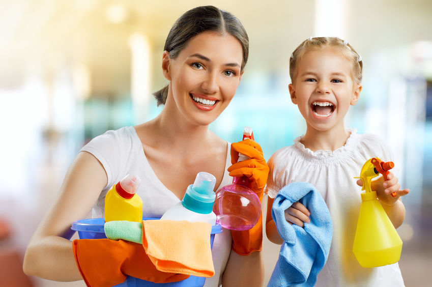 Quick Cleaning Tips for Busy Moms: 5 Toddler-Friendly Chores